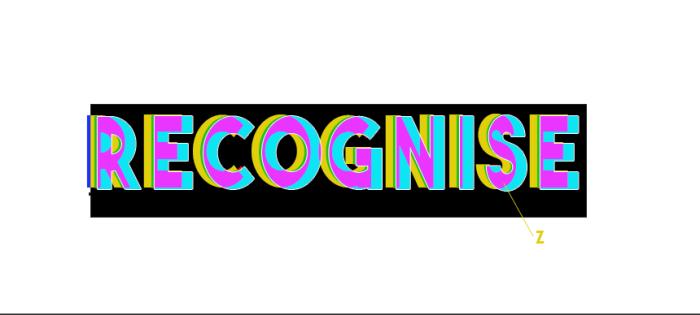 recgonise