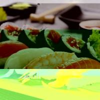 mini sushi snack