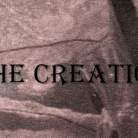Story in Short #28: The Creation